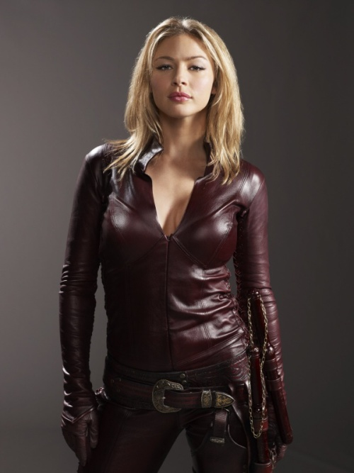 Tabrett Bethell leather costume
