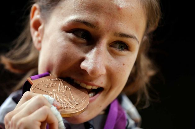 Olympic bronze medal