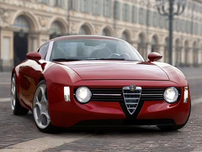 Alfa Romeo concept car