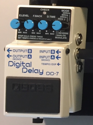 Boss Digital Delay DD-7