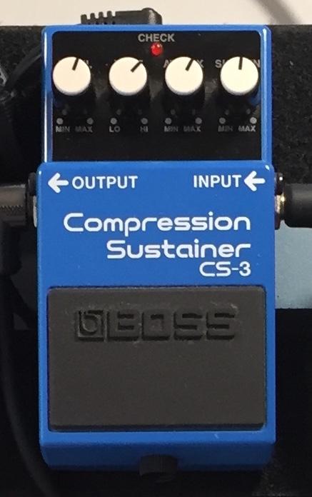 Boss Compression Sustainer CS-3