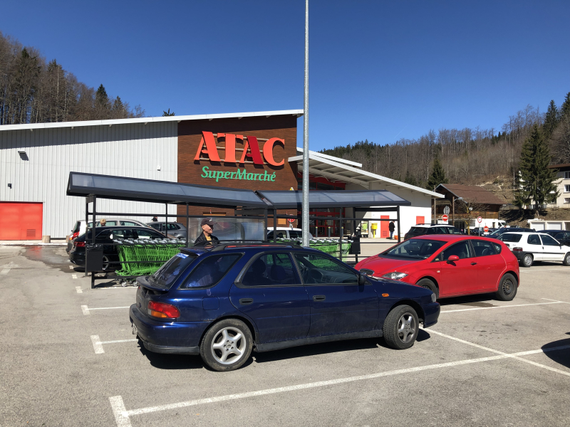 ATAC Jougne
